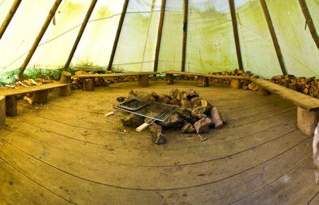 Yogamelange Retreat am Rosenhof_Tipi