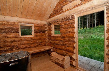 Yogamelange Retreat am Rosenhof_Sauna