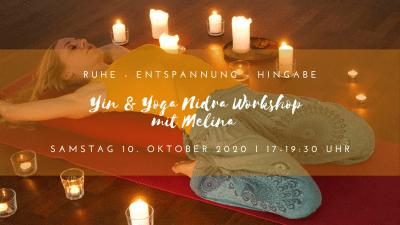 Yogamelange_Yin Yoga Nidra Workshop mit Melina 20201010