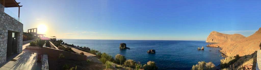 Yogamelange_Kreta Reise mit Sarem